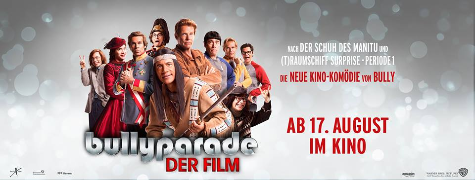 BULLYPARADE - DER FILM ab 17.8.