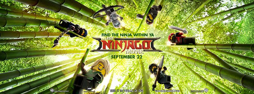 LEGO NINJAGO FILM ab 22.9.